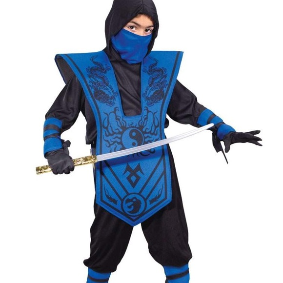 Blue Spirit Costume